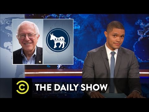 The Legend of Bernie Sanders The Daily Show