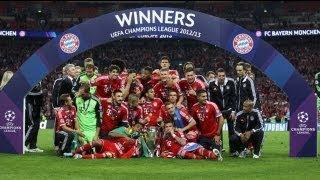 Bayern Munich Top 20 Goals 2013 HD