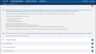 CSTB Editions - Reef en ligne Présentation générale