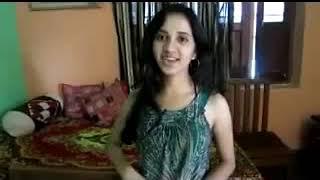 A Collage Girl Sing a Song ||Dheere Dheere se meri jindgi me aana