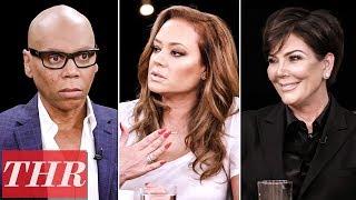 THR Full Reality Roundtable: Leah Remini, Kris Jenner, RuPaul & More!