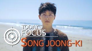 [Focus] 영화 '군함도' 개봉을 앞둔 10월의 새 신랑 송중기 (SONG JOONG KI) (군함도, 송혜교, 태양의 후예)