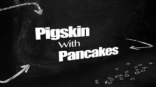 Pigskin With Pancakes Fantasy Football Show | Week 10 Sunday Night Football