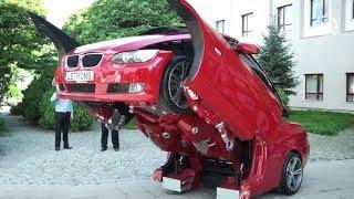 6 سيارات قابلة للتحول لن تصدق انها موجودة بالفعل