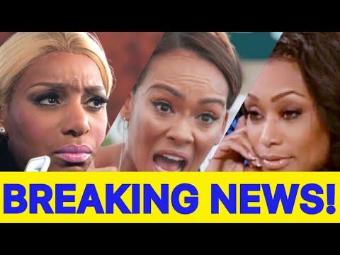 Xxx Mp4 DRAMA NENE LEAKES New RHOA Contract Tami Roman Evelyn Lozada Jackie Christie Drama Revealed 3gp Sex