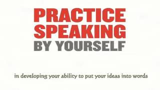 Five tips to improve your spoken English