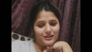 Anjali Raghav New Haryanvi Song she is Live Now