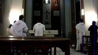 Un dia en la vida de los Frailes Predicadores