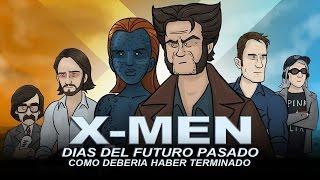 Como X-Men Dias del Futuro pasado Deberia Haber Terminado