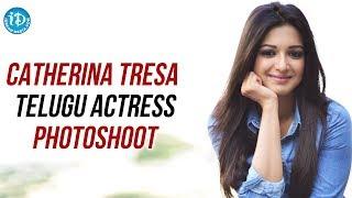 Catherina Tresa Actress Latest Hot Photo Shoot