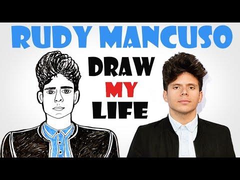 Draw My Life Rudy Mancuso