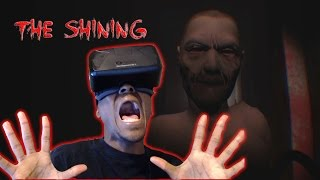 WHAT IS THAT??? | THE SHINING EXPERIENCE DK2 HORROR GAME