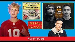 Jake Paul DEVIL! #DramaAlert BTS & RiceGum? KSi EXPOSES Joe Weller Best Friend Elliot Crawford!
