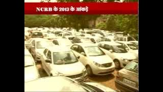 India: Delhi topped list of car thefts