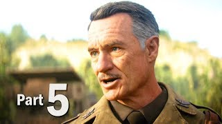Call of Duty WW2 Walkthrough Gameplay Part #5 - SNEAKY Campaign Mission! (COD 2017)