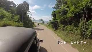 GoPro Thailand Trip (Bangkok, Koh Lanta, Phi Phi, Bamboo, Koh Ngai) HD