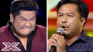 "X Factor Judge ABSOLUTELY LOVES This Tom Jones ""I Who Have Nothing"" Audition! 