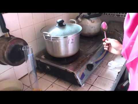video pembuatan nata de coco. Student Research