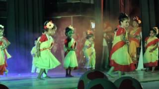 DANCE PROGRAM OF ADRIJA SINHA -KINE DE RESMI CHURI