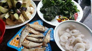 Sylheti Hutki/shutki shira|Sylheti Cooking|সিলেটী শুটকি শিরা|Bangladeshi Shutki Shira