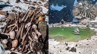 भारत का यह झील है 900 साल पुराना, यहां है सिर्फ कंकाल ही कंकाल