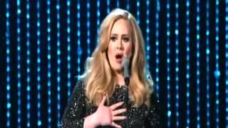 ADELE, Skyfall,  Live at Oscars 2013 (HD)
