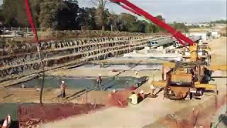 Bridge of Collie River time-lapse