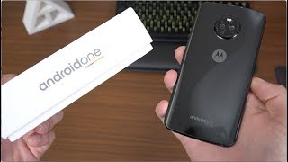 Moto X4 Unboxing: Dual Camera Android One Phone!