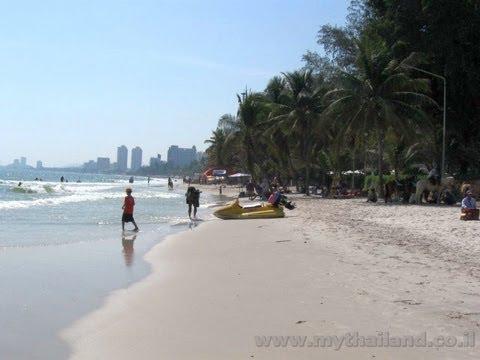 Hua Hin - Beaches & Hotels