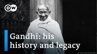 Mahatma Gandhi - dying for freedom   DW Documentary