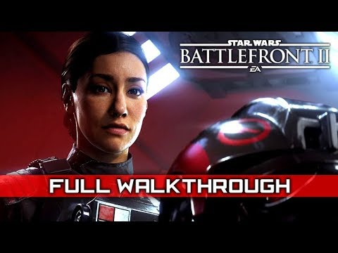 Xxx Mp4 STAR WARS BATTLEFRONT 2 – Full Story Campaign Walkthrough No Commentary 1080p HD 3gp Sex