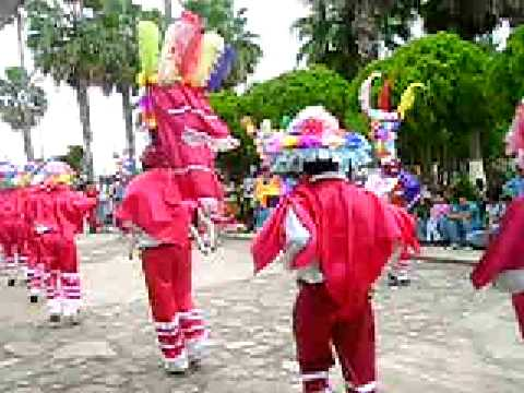 dansa de santiagos de ixhuatlan del cafe