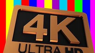 ULTIMATE 4K HD - FIX Stuck Pixel Dead Pixel 4096p 60FPS Pixel REPAIR - 1 HOUR FULL 4K HD