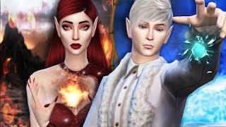 Fire & Ice - SIMS 4 MACHINIMA
