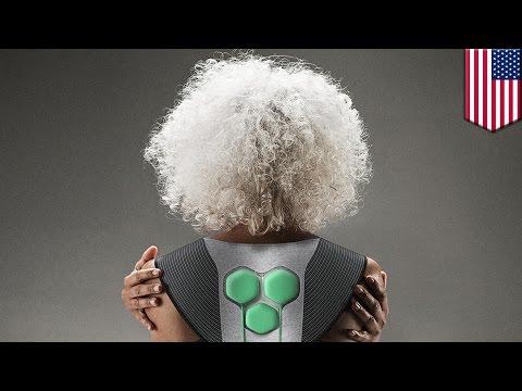 Wearable tech: Superflex designs Aura Powered suit to help elderly people get around - TomoNews