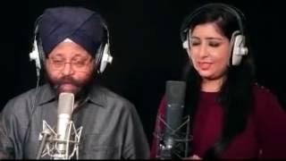 Itna Na Mujhse Tu Pyar Badha - Cover by Kiran Sachdev and Jas Wouhra