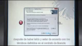 SINGER Futura Quartet, SEQS-6000, XL-400 Software Installation (Windows Vista)