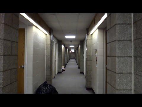 Tour of Payne Hall at Virginia Tech