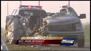 PBCFR: 1 woman, 3 kids killed in South Bay multi-vehicle crash