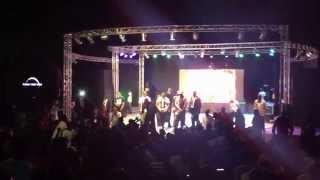 Booba au théâtre de la verdure de Kinshasa 2eme partie