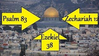 Trump announces Jerusalem as Capital & Netanyahu response!  Psalm 83, Zech12.  Peace and Security