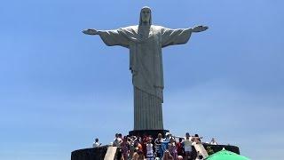 Christ the Redeemer (4K) - Rio de Janeiro