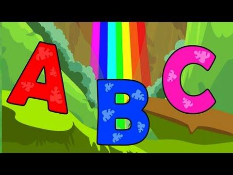 ABC Songs for Children - Nursery Rhyme - Kids Songs - ABCD Phonics Songs - Alphabet