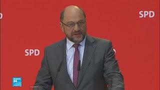 شولتز يكرر رفضه المشاركة في التشكيل الحكومي في ألمانيا