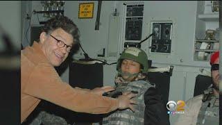 President Weighs In On Franken Groping Admission, Rape Joke Surfaces