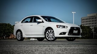 2010 Mitsubishi Lancer Ralliart Review