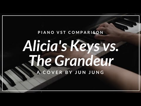 alicia keys vst