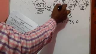 BCS MATH SOLUTION (37th) PART - 01