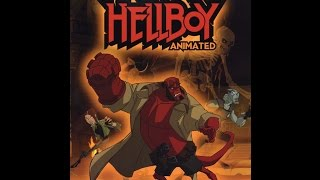 Hellboy Animated Blood & Iron 2007 Animated Movie