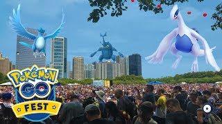 POKEMON GO FEST 2017 FULL ADVENTURE!